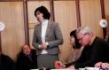 Pirmoji iš politikų pasisakė Alina Velykienė